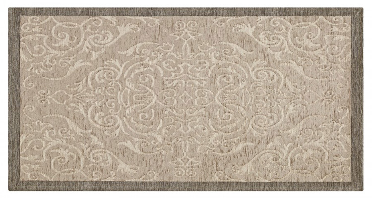 Excellent suardi coppia tappeto scendiletto shabby cm x for Tappeti country chic